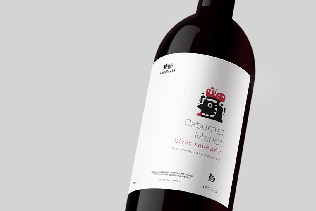 Οίνος Aμπελάκι / Ampelaki Wines