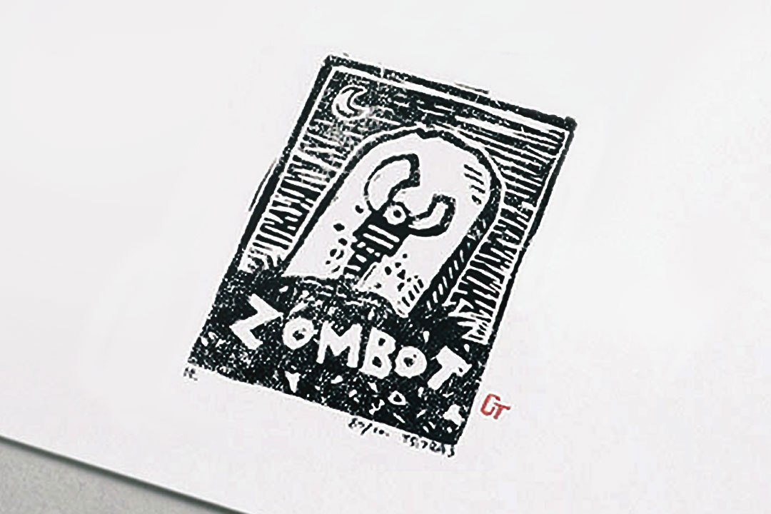 Zombot / series / 02